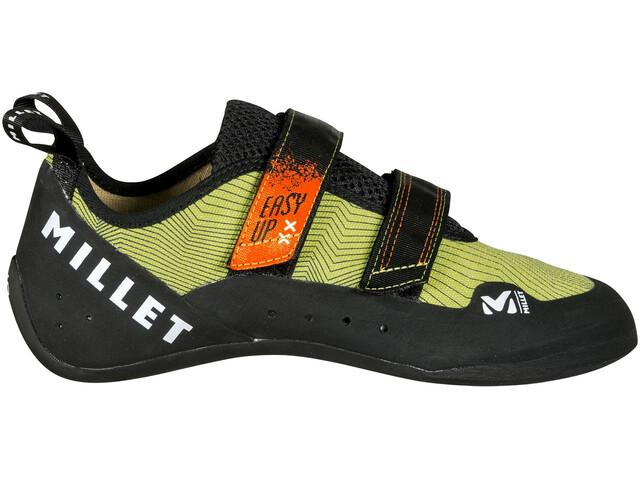 Millet Easy Up - Chaussures d'escalade - vert/noir